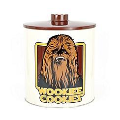 Star Wars - Chewbacca Wookie Biscuit Tin