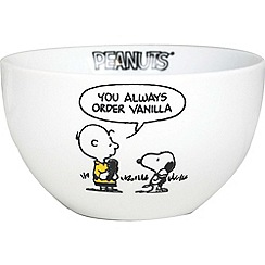 Snoopy - Peanuts Bowl