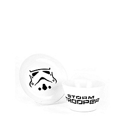 Star Wars - Stormtrooper Bowl and Side Plate
