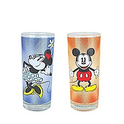 Mickey Mouse Clubhouse - Set of 2 Glasses