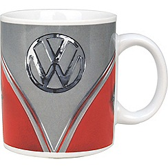 Debenhams - VW Van Red Boxed Mug