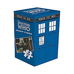 Doctor Who - 10th Doctor Tardis Puzzle