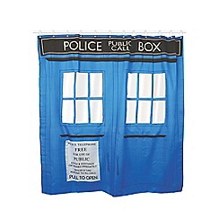 Doctor Who - Shower Curtain