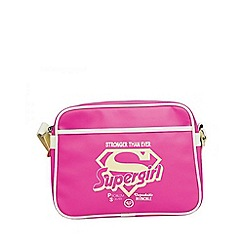 Debenhams - Supergirl Small Retro Bag