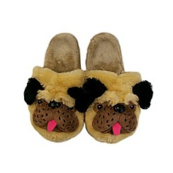 Fizz - Pug Slippers