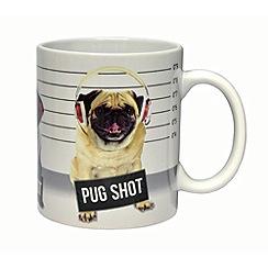 Fizz - Pug Shot Mug