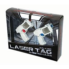 Fizz - Laser Tag