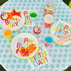 Talking Tables - Happy Birthday party pack