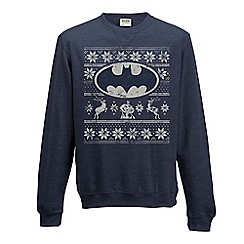 Batman - Logo Christmas jumper