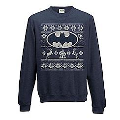 Batman - Logo Christmas jumper