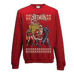 Batman - Character Christmas jumper