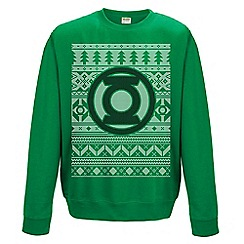 DC Comics - Green Lantern Christmas jumper