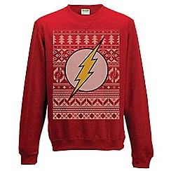DC Comics - Flash Christmas jumper