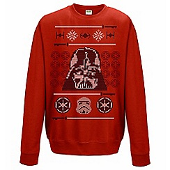 Star Wars - Darth Vader Christmas jumper