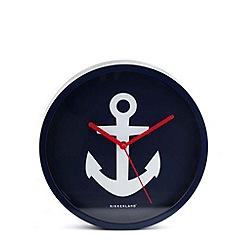 Kikkerland - Anchor clock