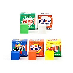 Kikkerland - Scented soap erasers