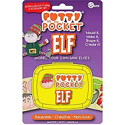 Debenhams - Elf putty in my pocket