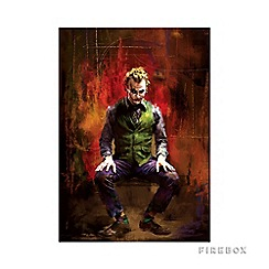 Batman - The joker medium print