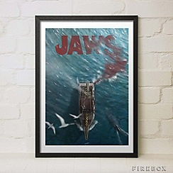 Firebox - Jaws medium print