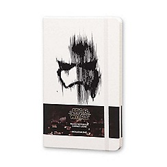 Star Wars - Moleskine notebook - White