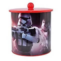 Star Wars - The Force Awakens biscuit tin