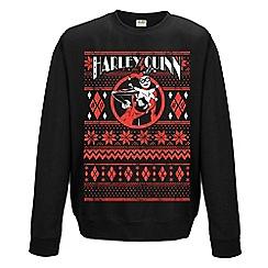 DC Comics - Harley Quinn Christmas jumper