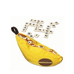 Debenhams - Bananagrams game