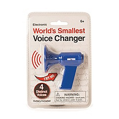 Funtime - World's Smallest Voice Changer