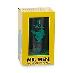 Mr Men - Mr Nosey's glass
