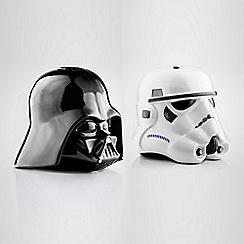 Star Wars - Stormtrooper and Darthvader salt and pepper shakers