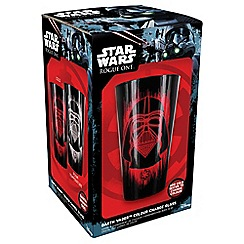 Star Wars - Rogue one Darth Vader colour change glass