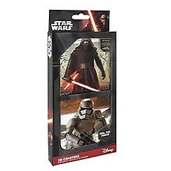 Star Wars - Episode VII lenticular coasters