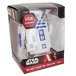 Star Wars - R2D2 desktop vacuum