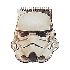 Star Wars - White note pad