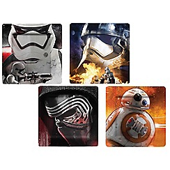 Star Wars - Melamine plates set of 4