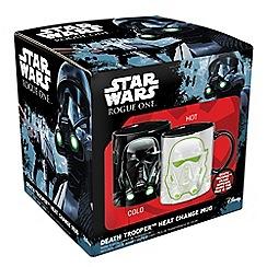 Star Wars - Rogue one heat change mug