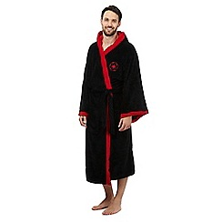 Star Wars - Black 'Sith' dressing gown
