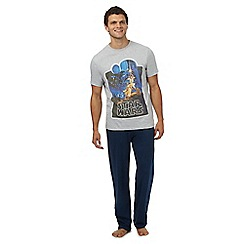 Star Wars - Top and bottoms pyjama set