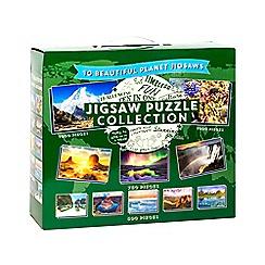 Debenhams - Jigsaw puzzles - geography