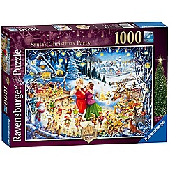 Ravensburger - Santa's Christmas Party Jigsaw Puzzle