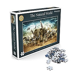 Debenhams - The Natural World Jigsaw Puzzle and DVD