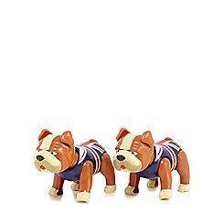 Debenhams - Wind up British bulldogs