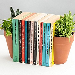 Suck UK - Plant pot bookends