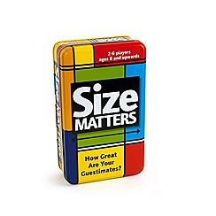 Debenhams - Size Matters Game