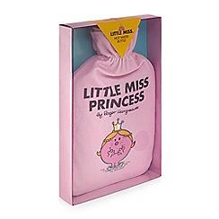 Happy Jackson - Little Miss Princess' hot water bottle
