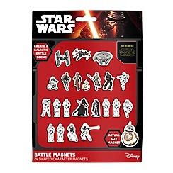Star Wars - Episode VII battle magnets