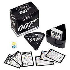 James Bond - Trivial pursuit bitesize