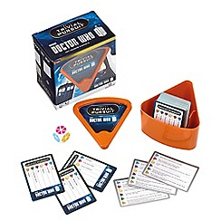 Doctor Who - Trivial pursuit bitesize