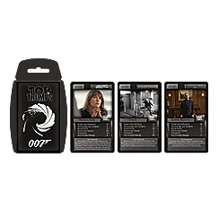 James Bond - Top Trumps