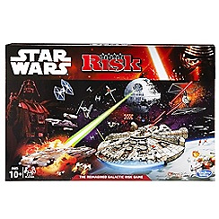 Hasbro Gaming - Risk Star Wars Edition Game